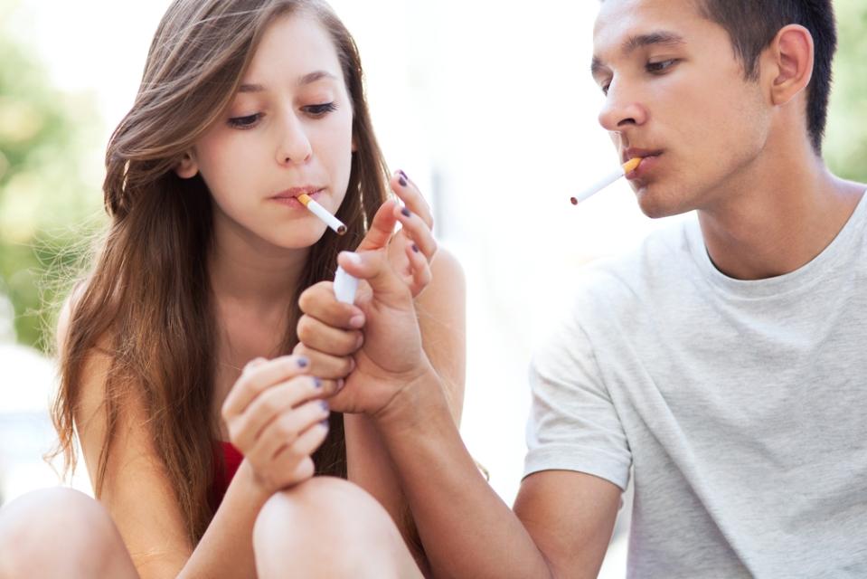 цигари-деца